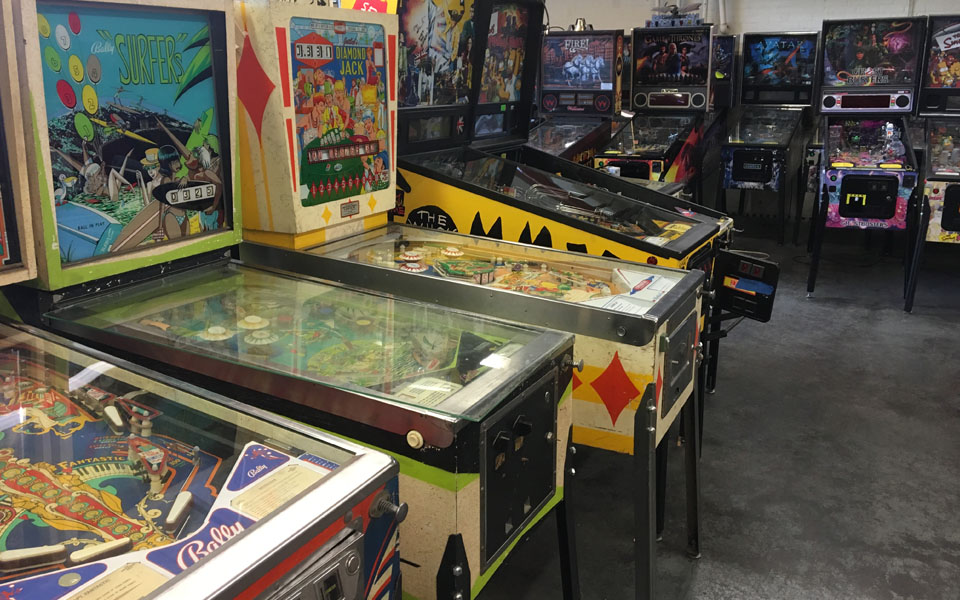 About   Classic Pinball Corporation - Pinball Machines